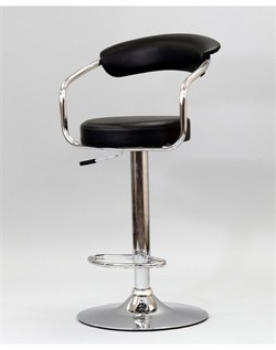contemporary bar stools. 50\u0027s Diner Bar Stool In Black- East End Imports EEI-192-BLK Contemporary Stools R